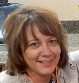 head shot of Theresa Baldry